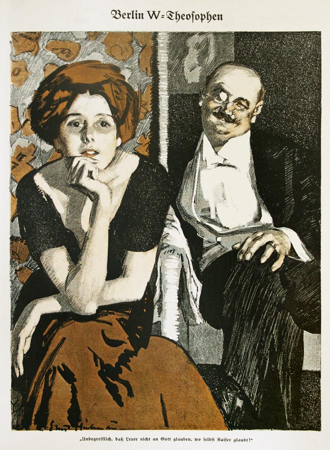 <i>Simplicissimus</i>, November 13, 1911.
