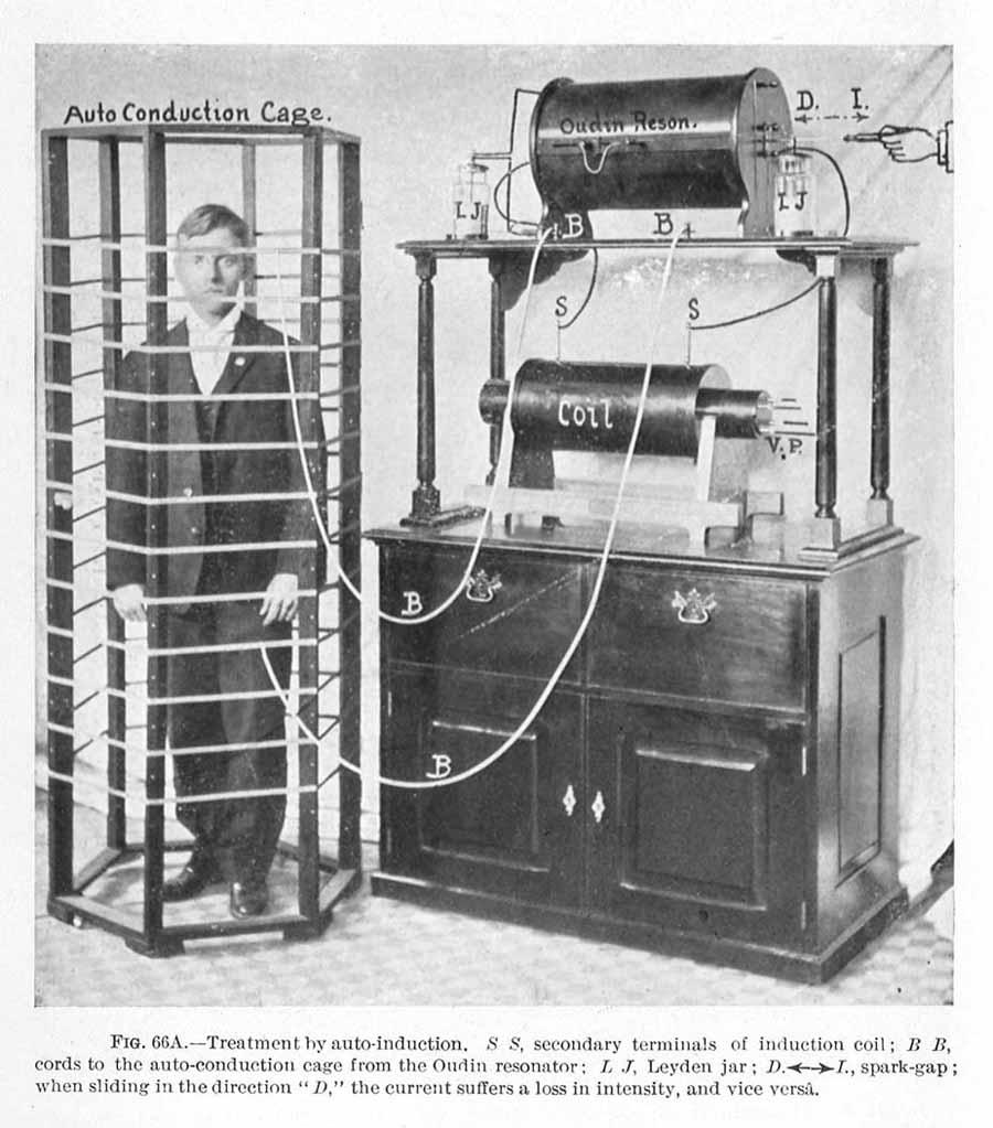 <i>Röntgen Rays and Electro-Therapeutics</i> by Mihran Krikor Kassabian, 1910.